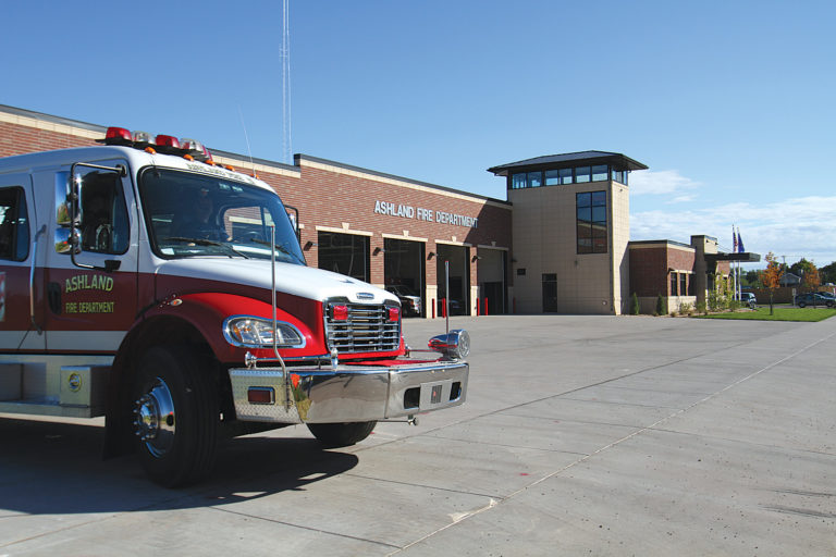 Ashland Fire Station