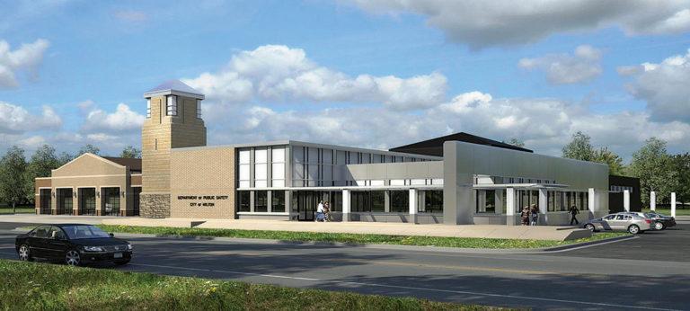 Milton Proposed Public Safety Building