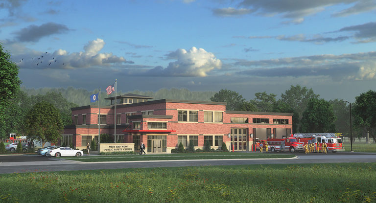 Red Wing Fire Station