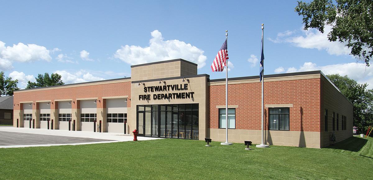 Stewartville Fire Station