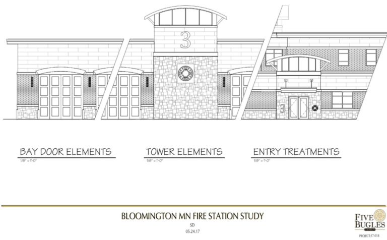 Bloomington Fire Stations 2, 3, 4, 5 and 6