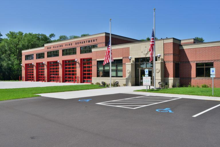Eau Claire Fire Station No. 10